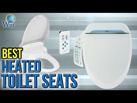 9 Best Heated Toilet Seats 2017