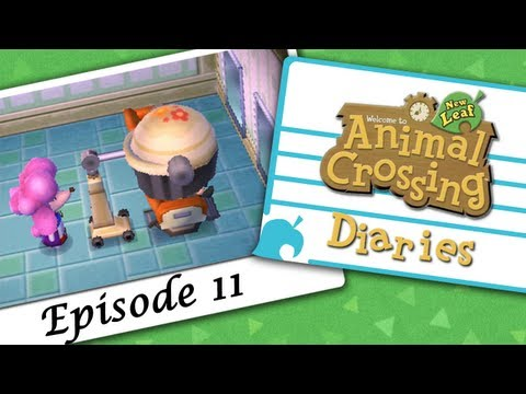 Animal Crossing: New Leaf Diaries :: Episode 011 - Shampoodle's Place!