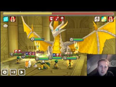 Summoners war Dragons lair B7