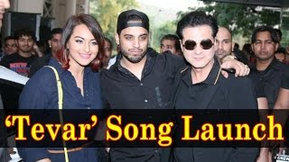Sonakshi Sinha Attends The Song Launch Of Let