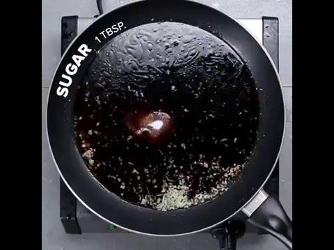 Spicy sesame cauliflower