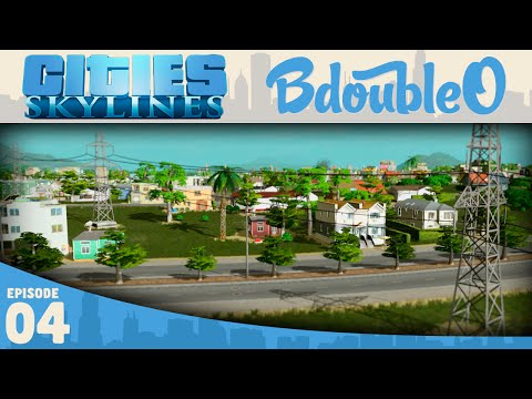 Cities Skylines Gameplay :: Best Roads Ever! Part 4