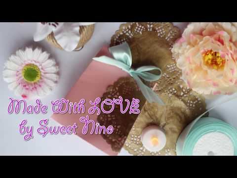 HOW TO MAKE EASY DIY CHEAP WEDDING FAVORS