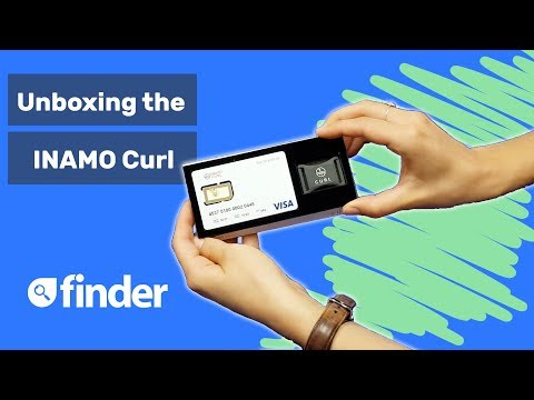 INAMO Curl unboxing