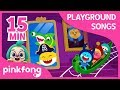 Playground Songs L Baby Shark Compilation Pinkfong Songs For Children