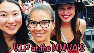 V.I.P. at the MMVA