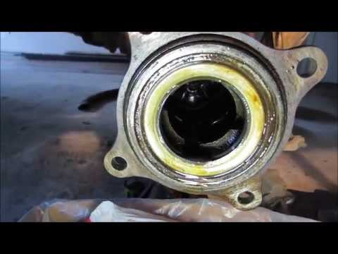 Tacoma Axle seal replacement and more