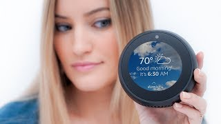 Amazon Alexa - Echo Spot Unboxing!