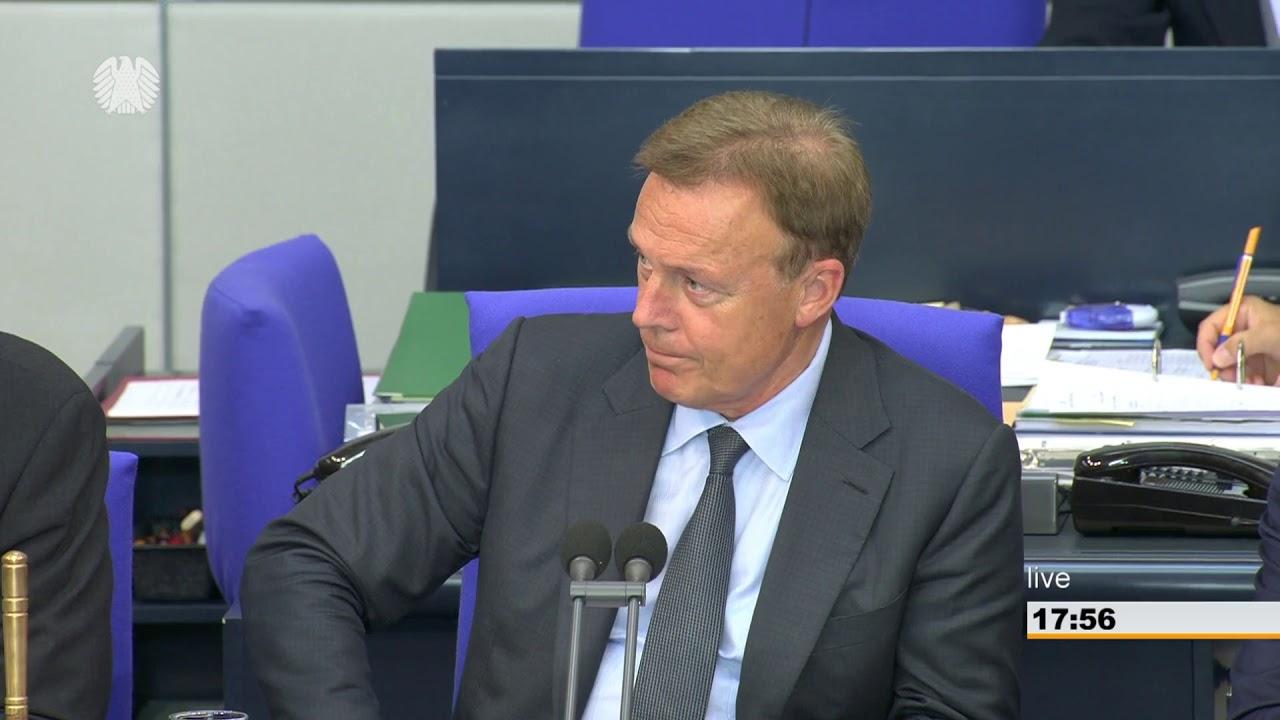 Bundestag: Aktuelle Stunde zum Scheitern der Pkw-Maut