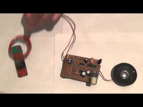 Home Made  Simple Metal Detector