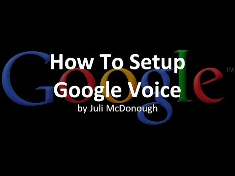 How To Setup Google Voice | Step-by-Step Instructions