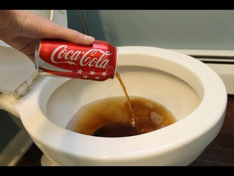 Can You Clean Toilet Bowl With Coke? 13 Weird Uses of Coca Cola
