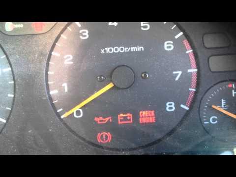 Subaru Forester Check Engine Light