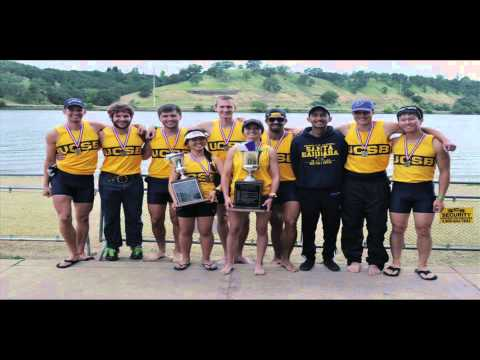 UCSB Men's Rowing 2014 Recap