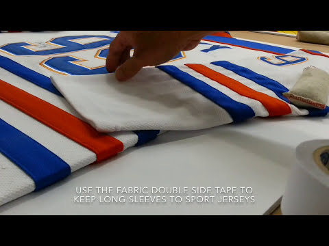 How to frame Sports Jersey Long-Sleeve 99