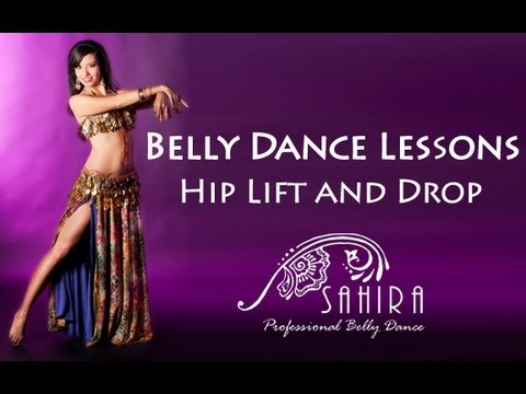 Belly Dance Lessons - Hip Lift and Drop