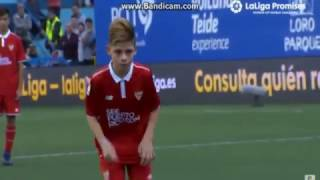 Tanda de penaltis completa - Real Madrid vs Sevilla - Liga Promesis 2016