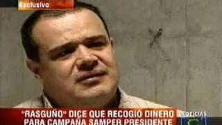 Entrevista al capo colombiano Razguño 1/2