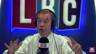 The Nigel Farage Show: The Queen