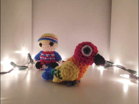 Crocheting People - Logan Paul