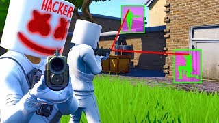 When Fortnite Pros Die to Hackers!