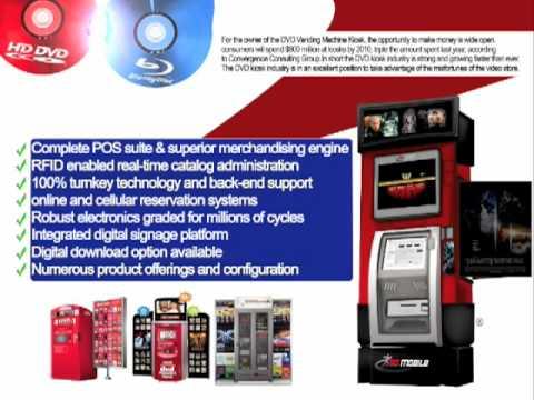 Owning a redbox machine