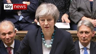 In full: Theresa May delays the vote on her Brexit deal