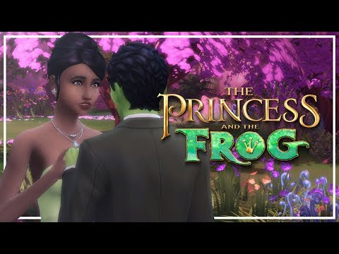 FIRE! FIRE! // The Sims 4: Princess & The Frog #7