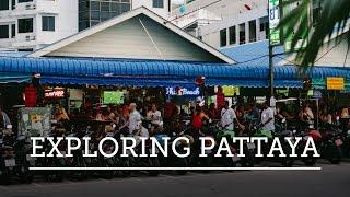 Chilled Day In Pattaya