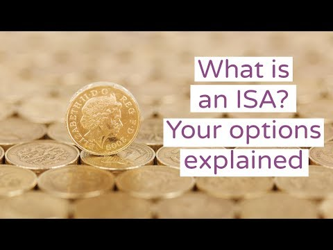 What is an ISA? | Your ISA options explained