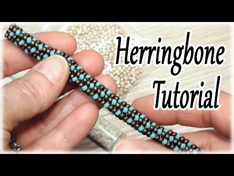 Herringbone rope tutorial - How to make a herringbone spiral