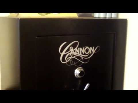 Electronic Lock Failure on Cannon Gun Safe