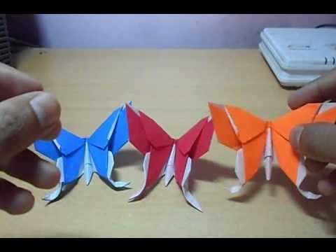 Origami Butterfly(not a tutorial)