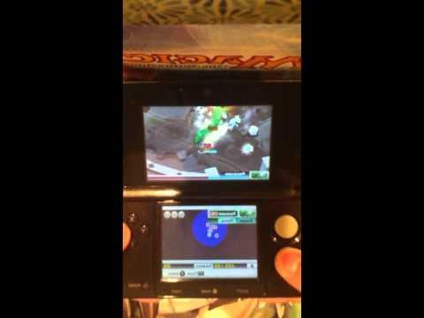 Pokemon Rumble Blast Rayquaza