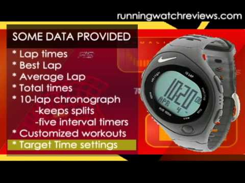 RunningWatchReviews.com - Nike Midsize Triax Watch Review