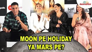 Akshay Kumar's Funny Response To A Silly Question By Reporter