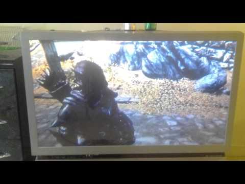 Skyrim:PS3: how to get ebony armor