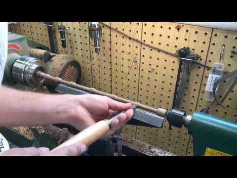 The Making Of: Harry Potter Inspired Elder Wand