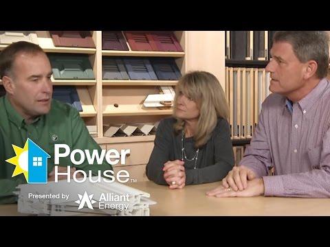 Building an energy-efficient home