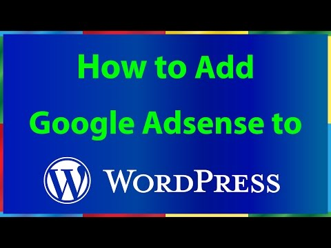 How to Add Google AdSense to WordPress Site