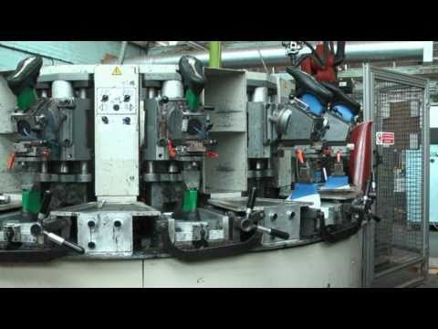 Manufacturing a Pair of Shoes - DB Shoes Ltd