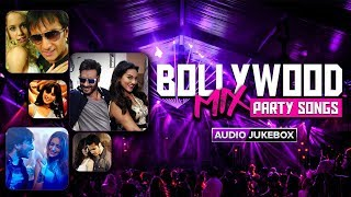Bollywood Mix Party Songs | Bollywood Remix Songs Back To Back | Eros Now