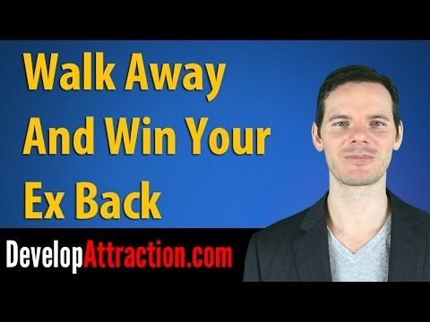 Walk Away And Win Your Ex Back