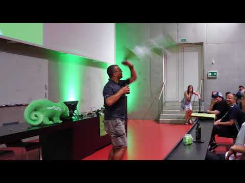 Dirty Dancing at openSUSE Linux Conference