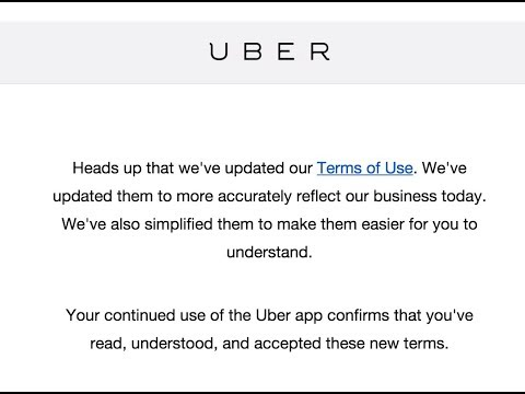 Can Uber Legally Take 80% of Your Fare?