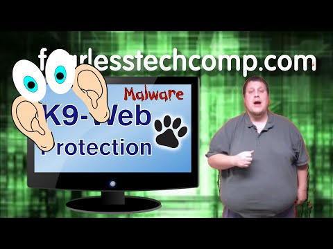 Installing k9 Web Protection for FREE