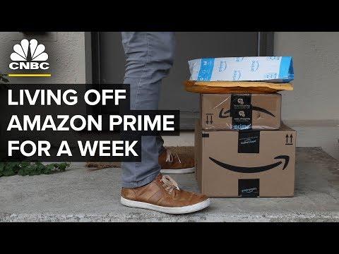 Amazon Prime Services Test | CNBC