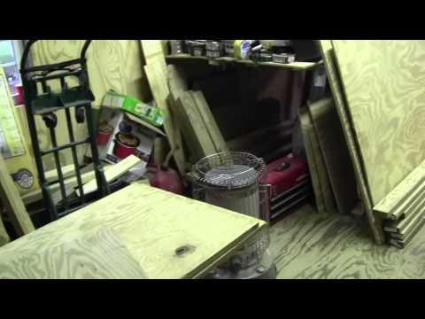 UTILITY TRAILER BOX REBUILD PT 1 OF 4