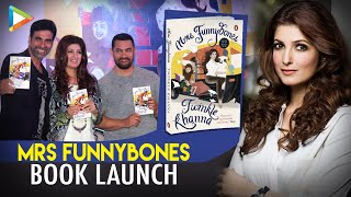 Koffee with Karan | Rapid Fire | Aamir | Twinkle | Akshay | Mrs. Funnybones Launch
