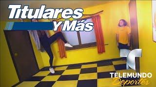Mariana Ivanovna y el Museo de las Ilusiones Ópticas   Titulares y Más   Telemundo Deportes